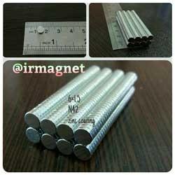 آهن ربا N42 6X1.5