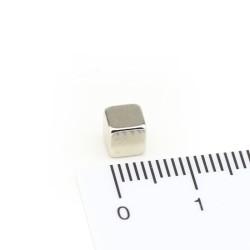 آهنربا مکعب 5mm گرید 42
