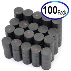بسته 100 عددی آهنربای سرامیکی 8x5